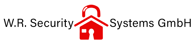 WR SECURITY SYSTEMS Logo
